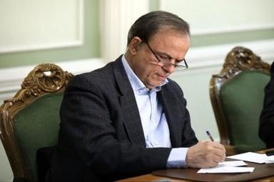 فوری| رزم حسینی وزیر صنعت شد