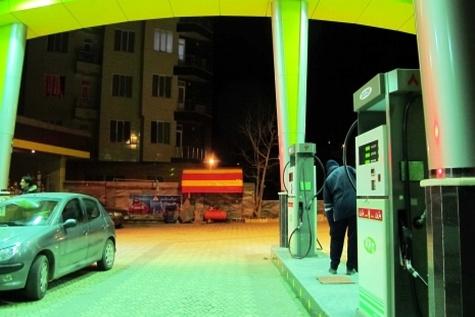 اجرای طرح پایلوت بازیافت بخار بنزین در یکی از پمپبنزینهای تهران