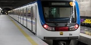 عذرخواهی شرکت بهره برداری مترو به دلیل نقص فنی قطار در خط یک