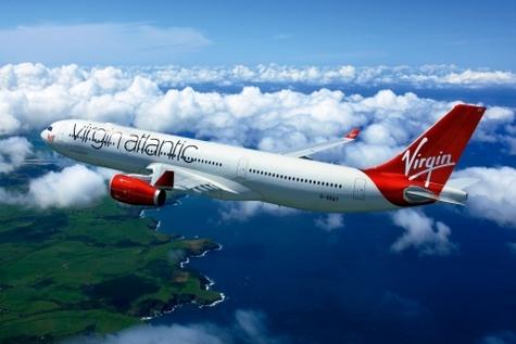 پرتو لیزر پرواز لندن - نیویورک را وادار به بازگشت کرد