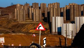 زندگی در برجهای مسکن مهر «شهر جدید» پردیس
