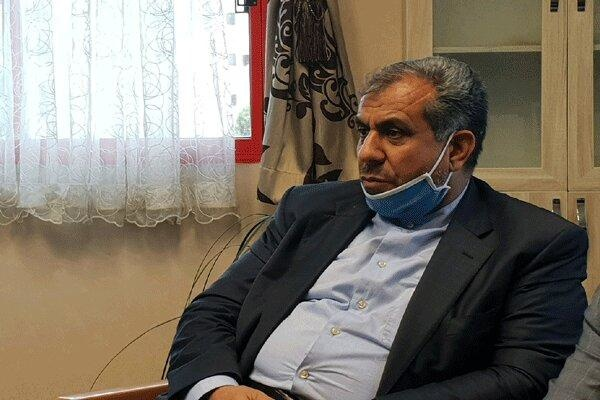 استاندار قزوین در بیمارستان بستری شد