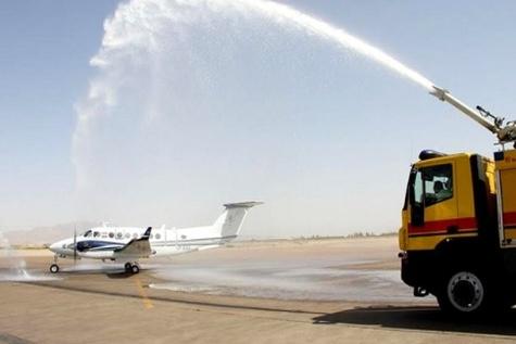 پرواز هواپیمای فلای چک در فرودگاه بجنورد در آینده نزدیک