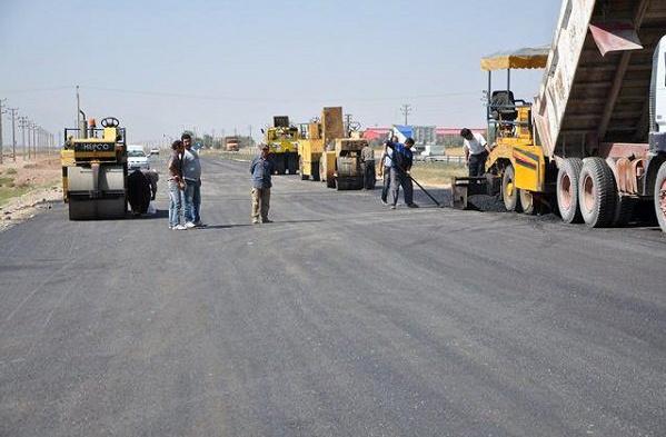 پایان عملیات روکش جاده قدیم خرمآباد- پلدختر