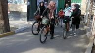 راهاندازی ۲ کیلومتر مسیر دوچرخه سواری در سال ۹۸