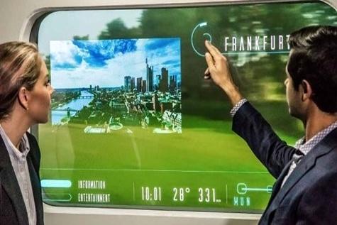 Hyperloop Transportation and DB announce prototype innovation train