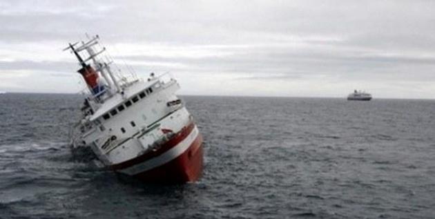 نجات  9 خدمه کشتی ایرانی غرق شده
