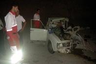 تصادف جاده بیجار - دیواندره یک کشته بر جا گذاشت