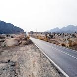 بازدید از راه روستایی بخش مرکزی دهستان اسفندقه شهرستان جیرفت
