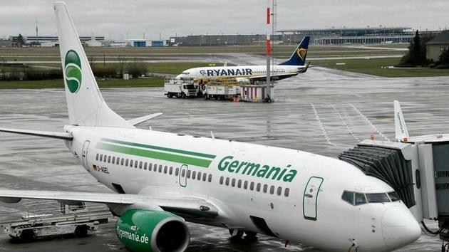 فراخوان سازمان هواپیمایی برای دریافت خسارت از ایرلاین ورشکسته آلمانی