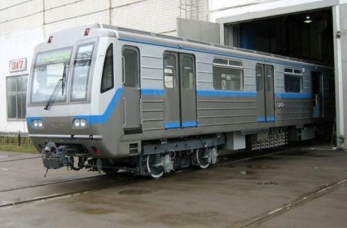 Nizhny Novgorod orders Metrowagonmash metro cars