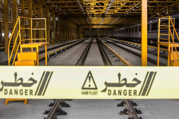 ساخت مترو اهواز متوقف شده است