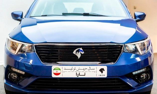واکنش مدیرعامل ایران خودرو به روشن نشدن «تارا» در روز رونمایی