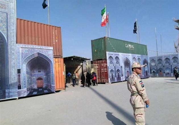 امروز مرز مهران بسته است
