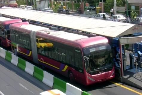 سیستم کارت بلیط اتوبوسهای شهری در ورامین راهاندازی میشود