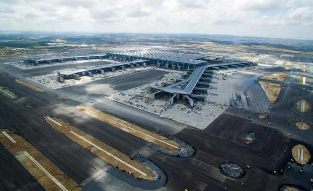 Full operations begin at the new Istanbul airport