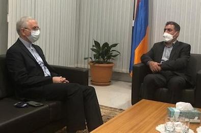 اتصال مستقیم ایران به ارمنستان با تکمیل  جاده تاتو