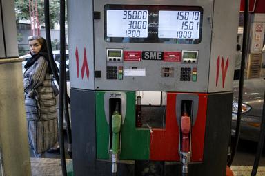واکنش رانندگان ناوگان سنگین به افزایش قیمت بنزین