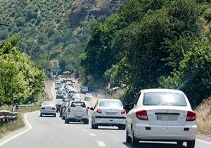 ۶ صبح فردا پایان محدودیت ترافیکی پلیس راه در جادههای مازندران
