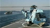 نیروی دریایی ارتش به کمک نفتکشهای حادثه دیده در دریای عمان رفتند