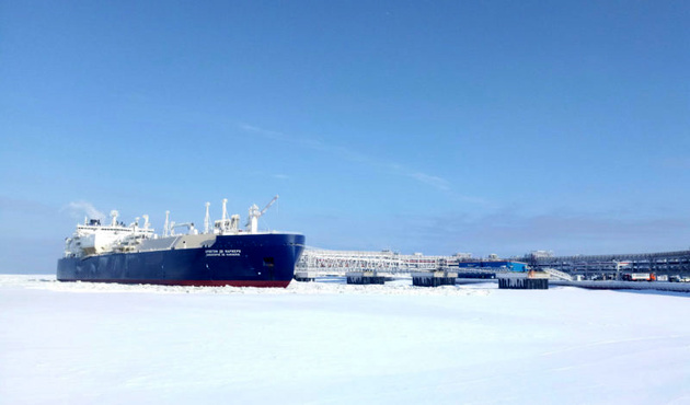Yamal LNG Celebrates 10 Million Metric Tons Shipped Since Inception
