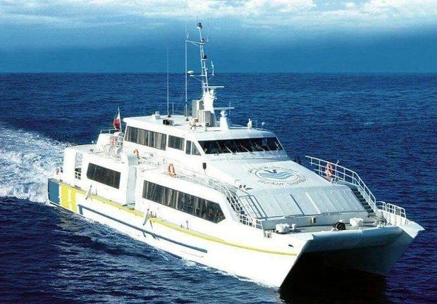 گسترش خط مسافری دریایی به عراق
