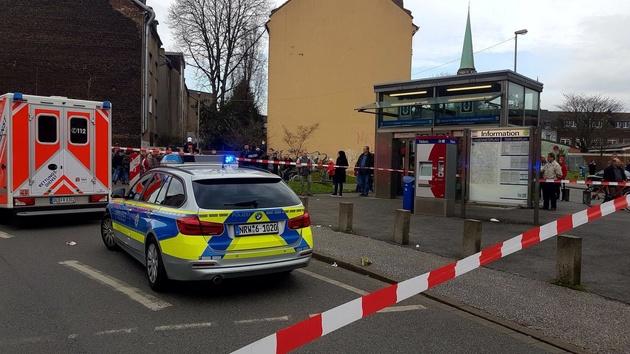 برخورد دو قطار در آلمان دهها زخمی برجا گذاشت