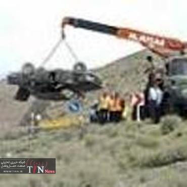۱۴ کشته و مصدوم حاصل تصادف ۳ خودرو در کاشان