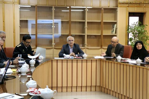 برگزاری شصتمین جلسه کمیسیون اجرایی مدیریت ایمنی حمل و نقل استان گیلان