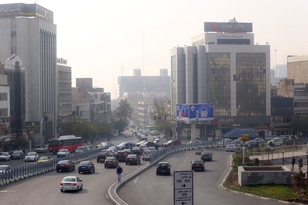 گزارش یک موسسه پژوهشی از دلایل آلودگی هوای تهران
