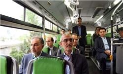 آغاز کار امروز شهردار تهران با بازدید از پایانههای اتوبوسرانی