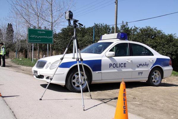 کنترل و پوشش گسترده ترددهای جادهای ایلام در ایام نوروز