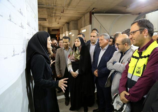 اختلاف نظرها به پایان رسید؛ تامین ایمنی در جنجالیترین خط مترو تهران
