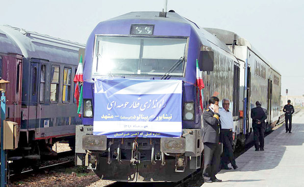 مهرآباد؛ ایستگاه جدید راهآهن/ قطار حومهای مرهم هوای آلوده نشد
