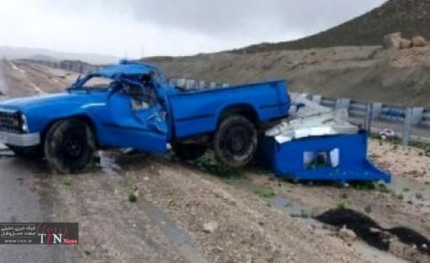 کاهش تلفات جادهای استان مرکزی طی نوروز