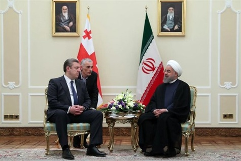 Tehran welcomes cooperation with Tbilisi
