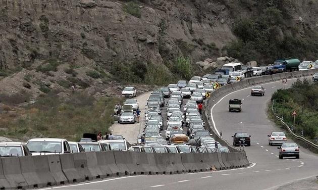 آغاز محدودیتهای ترافیکی بهمناسبت عید قربان در محورهای شمال