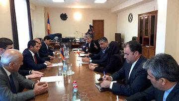Iran, Armenia vow to broaden transportation cooperation