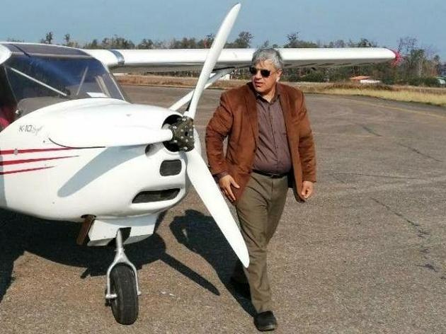 شرکت هواپیمایی ماهان بر مدار تحریم
