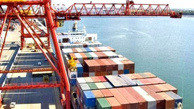 China's weekly export container shipping index down 1.9 pct