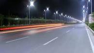 افتتاح پروژه بهسازی و ایمنسازی ورودی شهر بشرویه