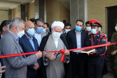 ندامتگاه جدید کاشان افتتاح و به بهرهبرداری رسید