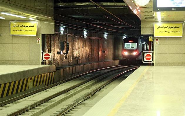 بهره برداری از متروی شیراز با حضور معاون وزیر کشور