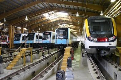 طول خطوط مترو تهران تا پایان سال به 300 کیلومتر میرسد