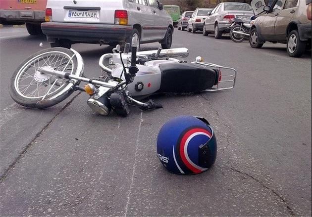 21 سال؛ آغاز سن خطر پذیری راکبان موتورسوار