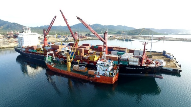 Swire Shipping upgrades services from North Asia to the Pacific