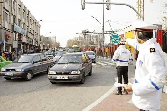اعمال تمهیدات ترافیکی تهران از ساعت ۲۲ امشب