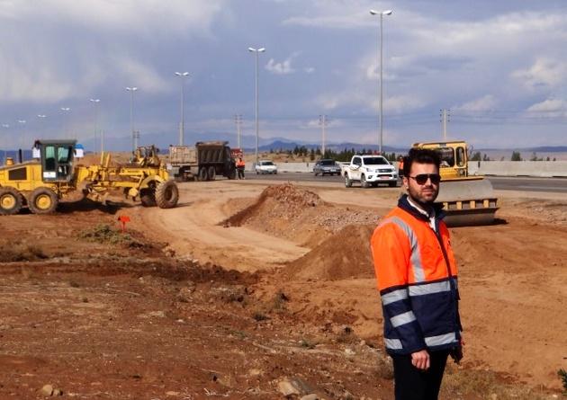اجرایی شدن طرح احداث سه باب پارکینگ در آزادراه قم – تهران