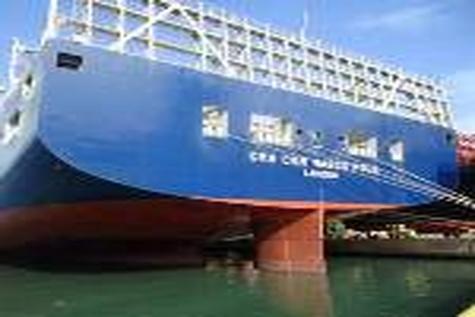 سیانان: اسکورت کشتیهای حامل سلاح در تنگه هرمز توسط نیروی دریایی آمریکا