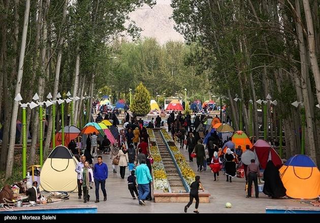 2 میلیون و 221 هزار مسافر در اصفهان اقامت کردند
